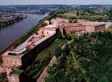 Festung Ehrenbreitsetin Koblenz 3R GmbH
